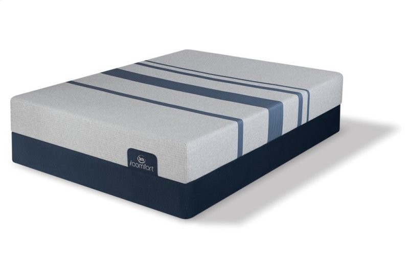 Mattress Direct New Orleans 500800098TWINXL in by Serta in New Orleans, LA - iComfort - Blue 100 ...