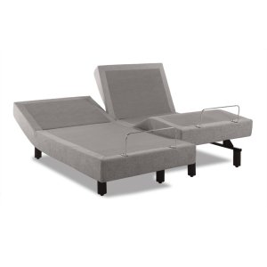 Tempur-PedicTEMPUR-Ergo Collection - Ergo Premier Adjustable Base - Split Queen