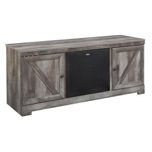 Ashley FurnitureWynnlow - Gray 2 Piece Entertainment Set