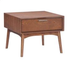 Design District Side Table Walnut