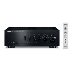 YamahaA-S801 Black Integrated Amplifier