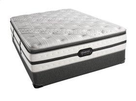 Beautyrest - Black - 2014 - Evie - Plush - Pillow Top - Twin