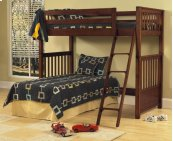 Meadowbrook Bunk Bed Ends (Ch)