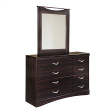 Zanbury - Merlot 2 Piece Bedroom Set
