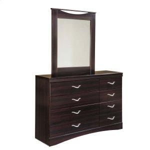 Ashley Furniture Zanbury - Merlot 2 Piece Bedroom Set
