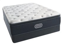 BeautyRest - Silver - Open Seas - Pillow Top - Plush - Queen - Mattress only