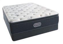 BeautyRest - Silver - Open Seas - Pillow Top - Plush - Queen - Mattress only