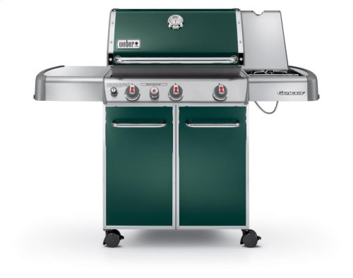 GENESIS® E-330™ LP GAS GRILL - GREEN