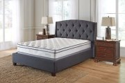 Longs Peak Ltd - White 2 Piece Mattress Set Product Image