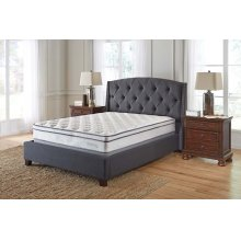 Longs Peak Ltd - White 2 Piece Mattress Set