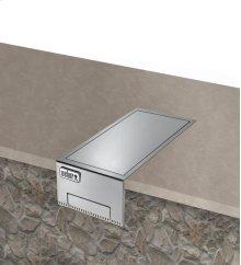 Summit® Built-In Dual Side Burner LP