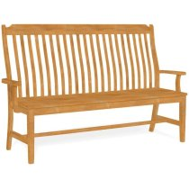 Steambent Mission Bench w/ Arms Product Image