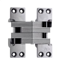 Model 420SS Stainless Steel Invisible Hinge Bright Stainless Steel