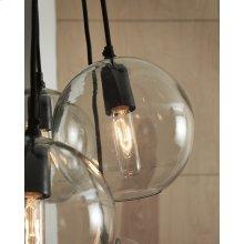 Glass Pendant Light (1/CN)