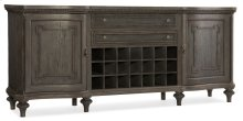 Living Room Arabella Two-Door Two-Drawer Credenza