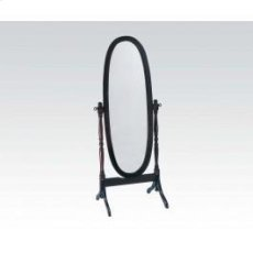 Wood Stnd Mirror Cherry Product Image