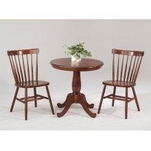 Round Pedestal Table