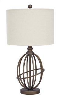 Metal Table Lamp (1/CN) Product Image