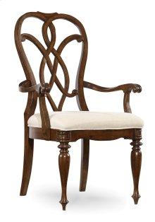 Dining Room Leesburg Splatback Arm Chair