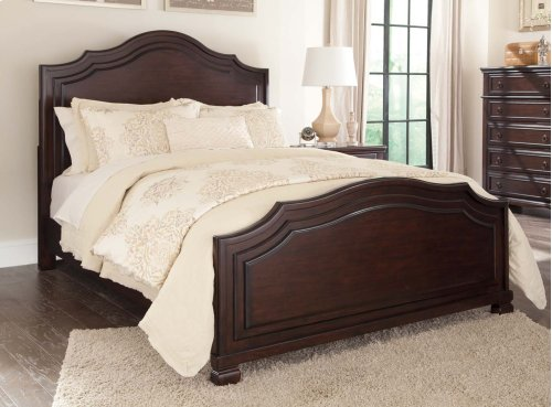 Ashley Queen Panel Bed