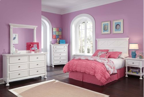 Kaslyn - Multi 2 Piece Bedroom Set