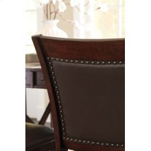 Collenburg - Dark Brown Set Of 2 Dining Room Barstools
