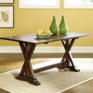 Hidden Treasures Flip Top Console Table Product Image