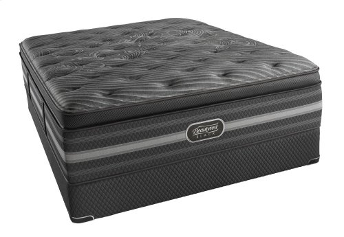Beautyrest - Black - Natasha - Plush - Pillow Top - Cal King