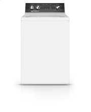 White Top Load Washer Product Image