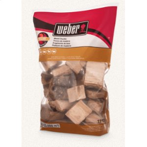 WeberPecan Wood Chunks