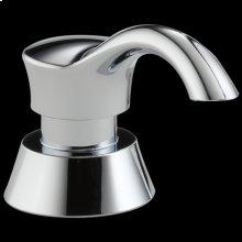 Chrome Soap / Lotion Dispenser