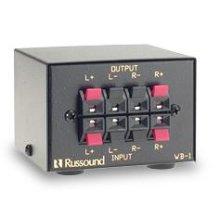 Speaker Selector Model WB-1