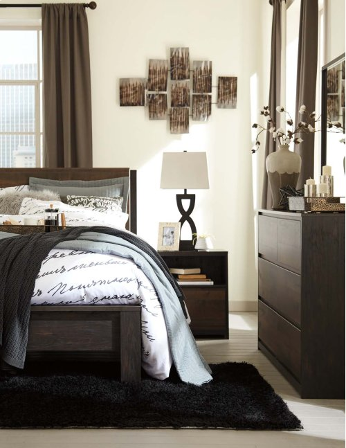 Windlore Queen Panel Headboard