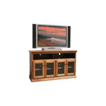 "A-T279 Traditional Alder 56"" TV Console"