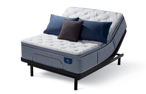 Bellagio At Home - Luxe Hybrid - Grandezza - Plush - Pillow Top - Twin