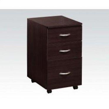 Espresso File Cabinet