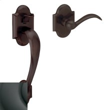 Oil-Rubbed Bronze Boulder 85353 Sectional