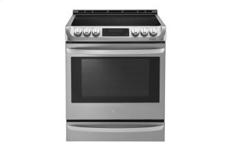 6.3 Cu. Ft. Electric Slide In Range With Probake Convection and Easyclean™