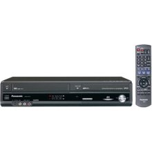 Progressive Scan DVD Recorder with VHS VCR & 1080p Up-Conversion