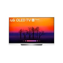 E8PUA 4K HDR Smart OLED TV w/ AI ThinQ® - 55'' Class (54.6'' Diag)