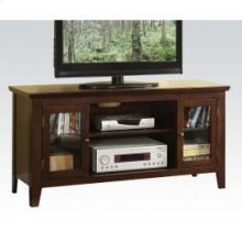 Espresso Finish TV Stand