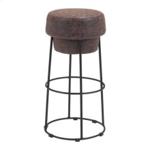 Pop Barstool Natural & Distressed