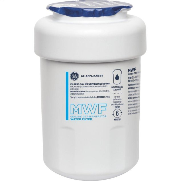 GE ®MWF REFRIGERATOR WATER FILTER