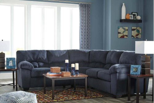 DAILEY - MIDNIGHT COLLECTION - Sectional Package