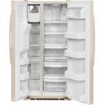 GE ENERGY STAR® 23.2 Cu. Ft. Side-By-Side Refrigerator