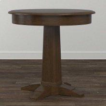 "Custom Dining 36"" Pedestal Table"