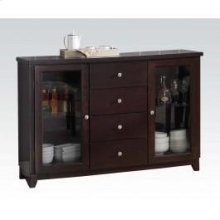 Espresso Finish Server