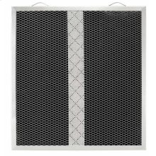 """Non-Ducted Replacement Charcoal Filter 13.680"""" x 12.850"""" x 0.375"""""""