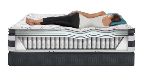 iComfort - Hybrid - Expertise - Super Pillow Top - Twin XL