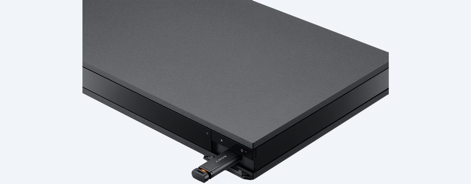 UBPX800M2Sony UBP-X800M2 4K UHD Blu-ray Player With HDR